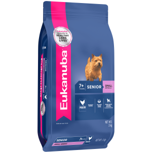 Eukanuba EUK Dog Mature & Senior Sml Brd 3kg