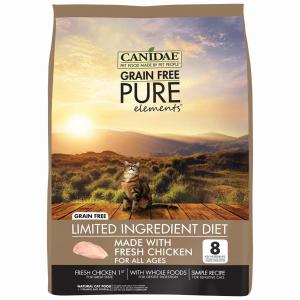 Canidae CANIDAE - Grain Free PURE ELEMENTS Chicken Adult Cat Dry Food