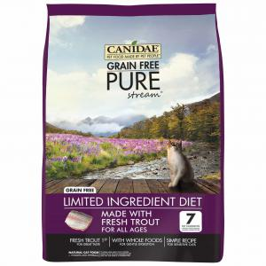 Canidae CANIDAE - Grain Free PURE STREAM Trout Adult Cat Dry Food