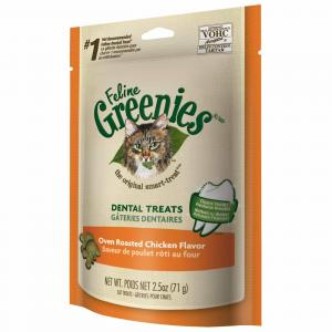 Greenies GREENIES Feline Oven Roasted Chicken 71g