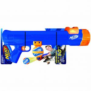 NERF  Blaster Ball Launcher Ii Blue