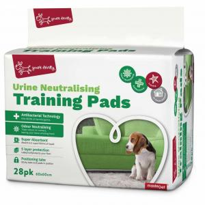 Yours Droolly  Antibacterial Training Pads