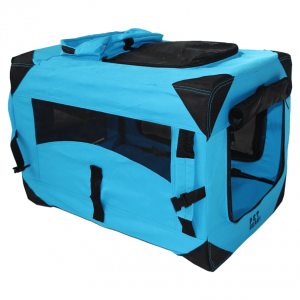 Pet Gear Pet Gear Soft Crate Gen II Ocean Blue 21