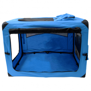 Pet Gear Pet Gear Soft Crate Gen II Blue Sky 36