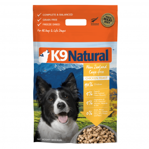 K9 Natural  Chicken Feast Freeze Dried