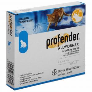 Profender Profender Small Cat 2.5-5Kg