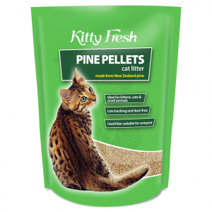 Kitty Fresh Kitty Fresh Pine Pellets 10L