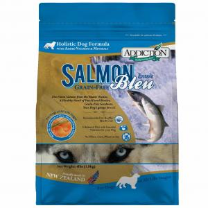 ADDICTION Addiction Dog GF Salmon Bleu NZ 1.8kg