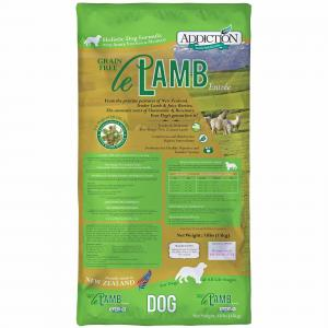 ADDICTION Addiction - Grain Free Le Lamb Dog Food