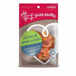 Yours Droolly YD Chicken & Sweet Potato 110g