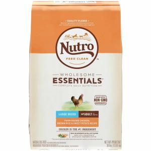 Nutro Nutro Wholesome Essentials Chicken, Rice & Sweet Potato Large Breed Adult Dry Dog Food 13.6kg