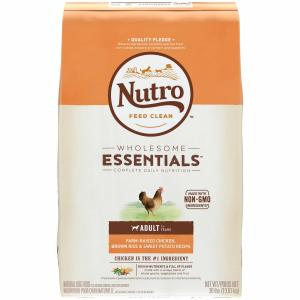 Nutro Nutro Wholesome Essentials Chicken, Rice & Sweet Potato Dry Adult Dog Food