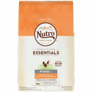 Nutro Nutro Wholesome Essentials Senior Chicken, Rice & Sweet Potato Dry Dog Food