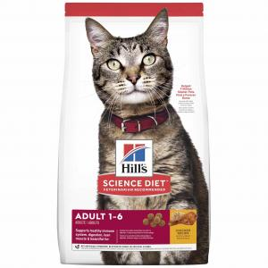 Hill's Hill's Science Diet Adult Dry Cat Food