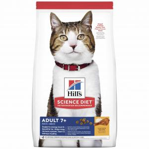 Hill's Hill's Science Diet Adult 7+ Senior Dry Cat Food
