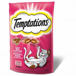 Temptations Temptations Beef Cat Treats