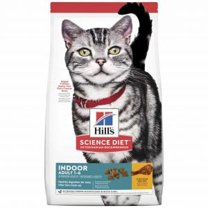 Hill's Hill's Science Diet Adult Indoor Dry Cat Food 2kg