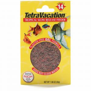 Tetra Tetra Vacation Tropical 30gm 14 day feeder