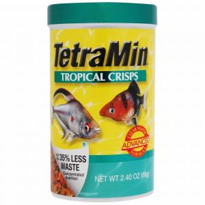 Tetra Tetra Min Tropical Crisps 68gm