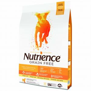Nutrience Nutrience Grain Free Turkey/Chick & Herring Dry Dog Food
