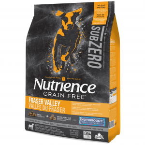 Nutrience Nutrience Dog Subzero Fraser Valley