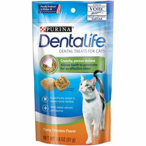 DENTALIFE Dentalife Cat Treat Chicken 51g