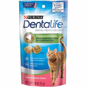 DENTALIFE Dentalife Cat Treat Salmon 51g