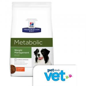 Hill's VET Hill's Prescription Diet Metabolic Weight Management Dry Dog Food - 2.72kg