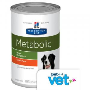 Hill's VET Hill's Prescription Diet Metabolic Weight Management Wet Dog Food - 370g
