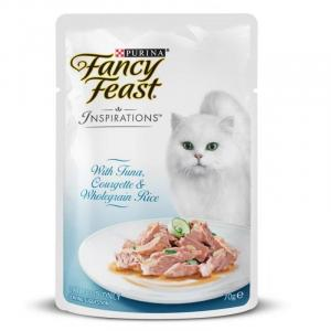 Fancy Feast  Inspirations Tuna Courgette Rice 70g