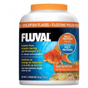 Fluval Fluval Goldfish Flakes 200ml/32gm
