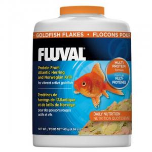 Fluval Fluval Goldfish Flakes 750ml/125gm