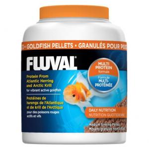 Fluval Fluval Goldfish Sinking Pellet Food for Medium Fish  150gm