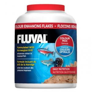 Fluval Fluval Colour Enhancing Flakes Tropical Fish Food  32gm