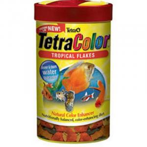 Tetra Tetra Colour Tropical Flakes 62g