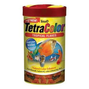 Tetra TetraColor Tropical Flakes 28g