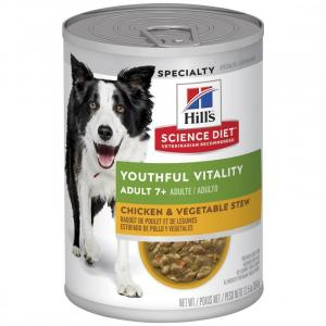 Hill's Hills SD Canine Adult 7+ Youthful Vitality 354g