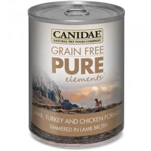 Canidae  Dog Gf Pure Elements 368g