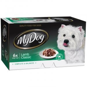 My Dog  Lamb Classic Wet Dog Food