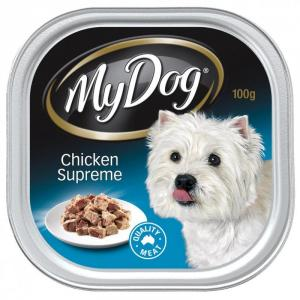 My Dog  Chick Supreme Wet Dog Food