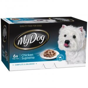 My Dog  Chicken Supreme Wet Dog Food