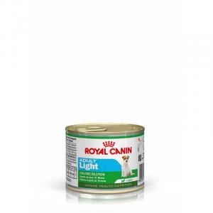Royal Canin Royal Canin Adult Light Wet Dog Food 195g