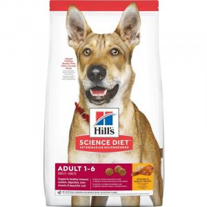 Hill's  Science Diet Adult Dog Food 12kg