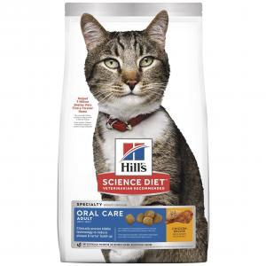 Hill's  Science Diet Cat Oral C Are 4kg