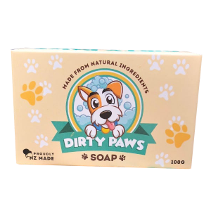 DIRTY PAWS Dirty Paws Soap 100g