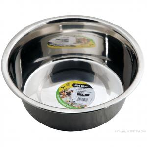Pet One Pet One Standard Stainless Steel Bowl 2.8L