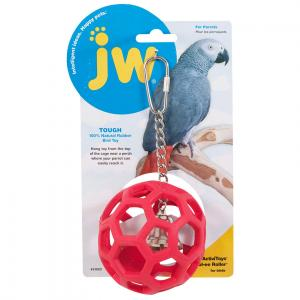 JW JW Insight Bird Parrot Holee Roller Bird Toy - Assorted Colours