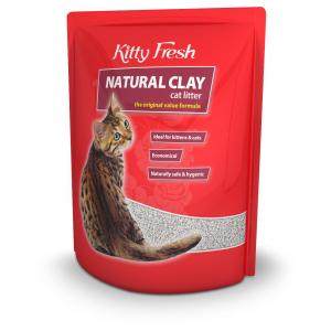 Kitty Fresh Kitty Fresh Clay Litter 10L
