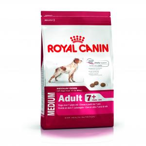 Royal Canin Royal Canin Dog Medium Adult 7+ 4kg