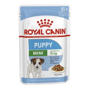 Royal Canin Royal Canin Mini Puppy Wet 85g